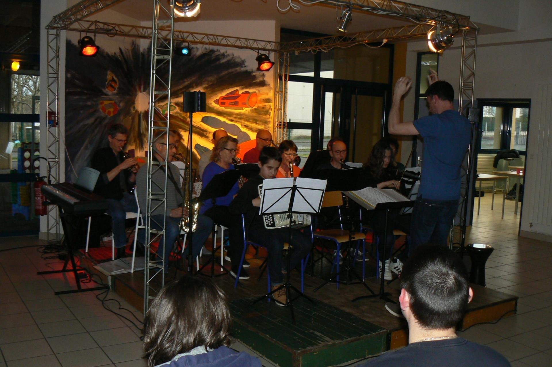 Apero Concert 8/03/19